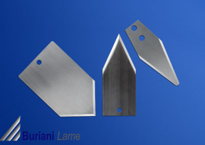 BLADES FOR CUTTING PLASTIC, WOOD, PAPER